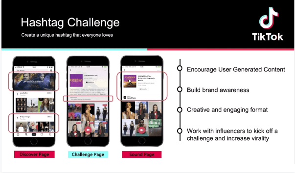 Advertising on TikTok types and tips-hashtag-challeng-ad1-agency