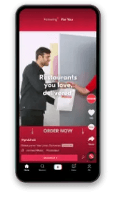 ad1 in feed video tiktok ad1 agency