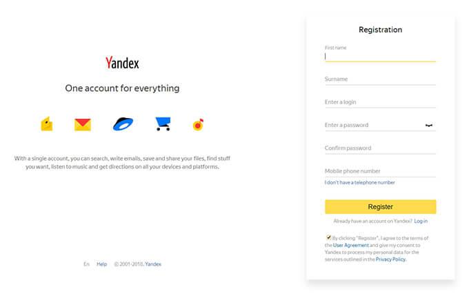 yandex_setup Advertising-yandex advertising management