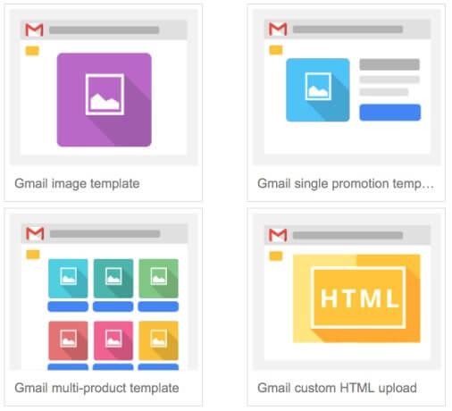 تبلیغات در جیمیل Gmail Sponsored Promotions | تبلیغات بنری در جیمیل Gmail Ads