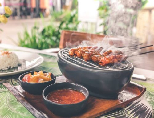 Chicken and Grill multi-franchise food